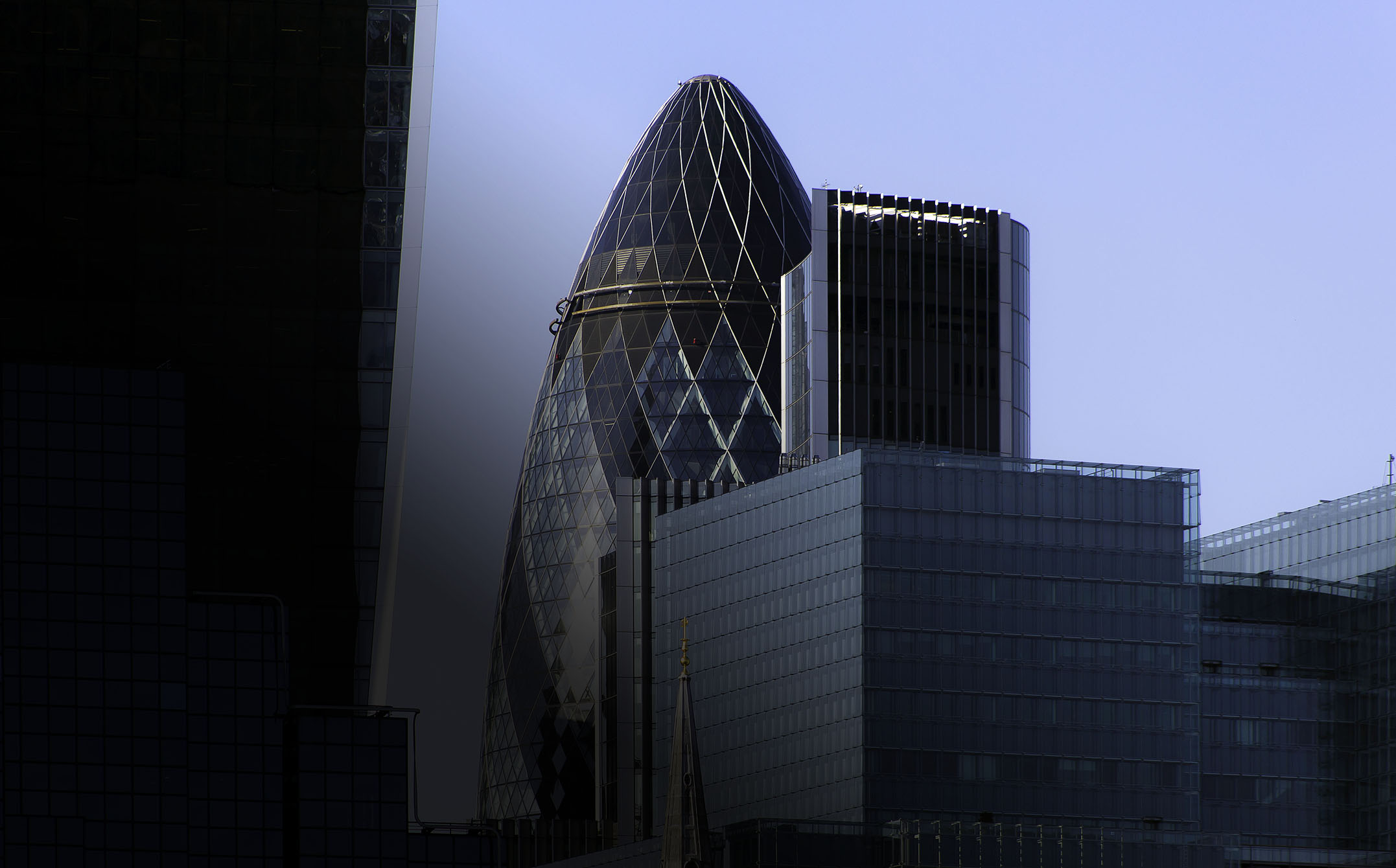 PHOTOGRAPHING THE GHERKIN