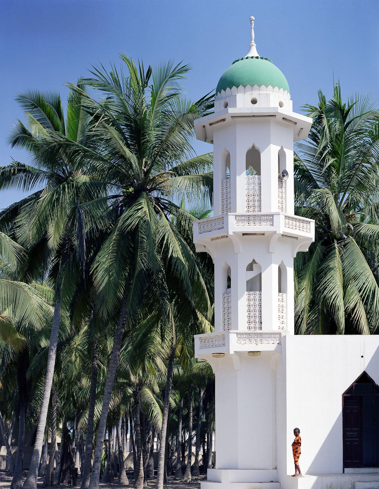 Mosque, Salalah, south Oman