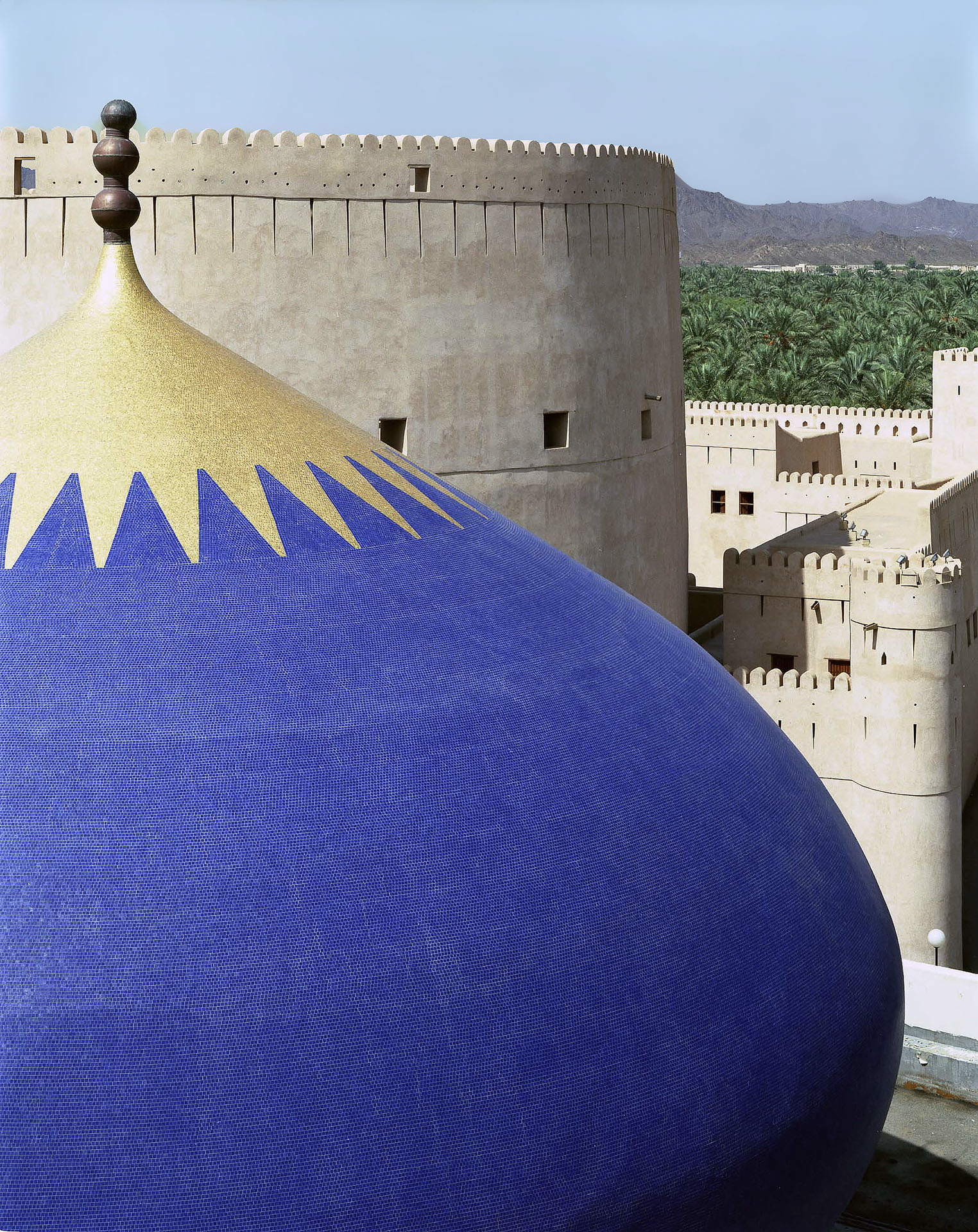Nizwa Mosque and Fort