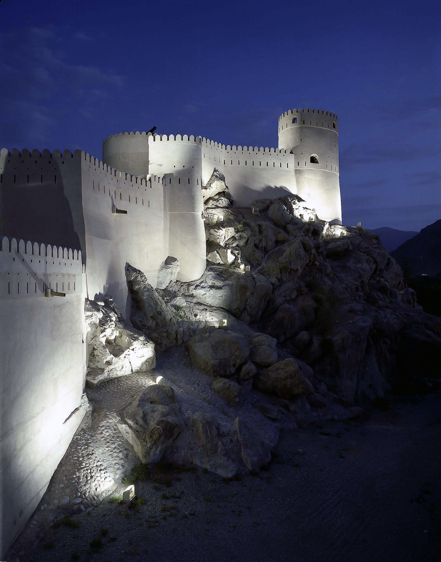 Nakhal Fort, Oman