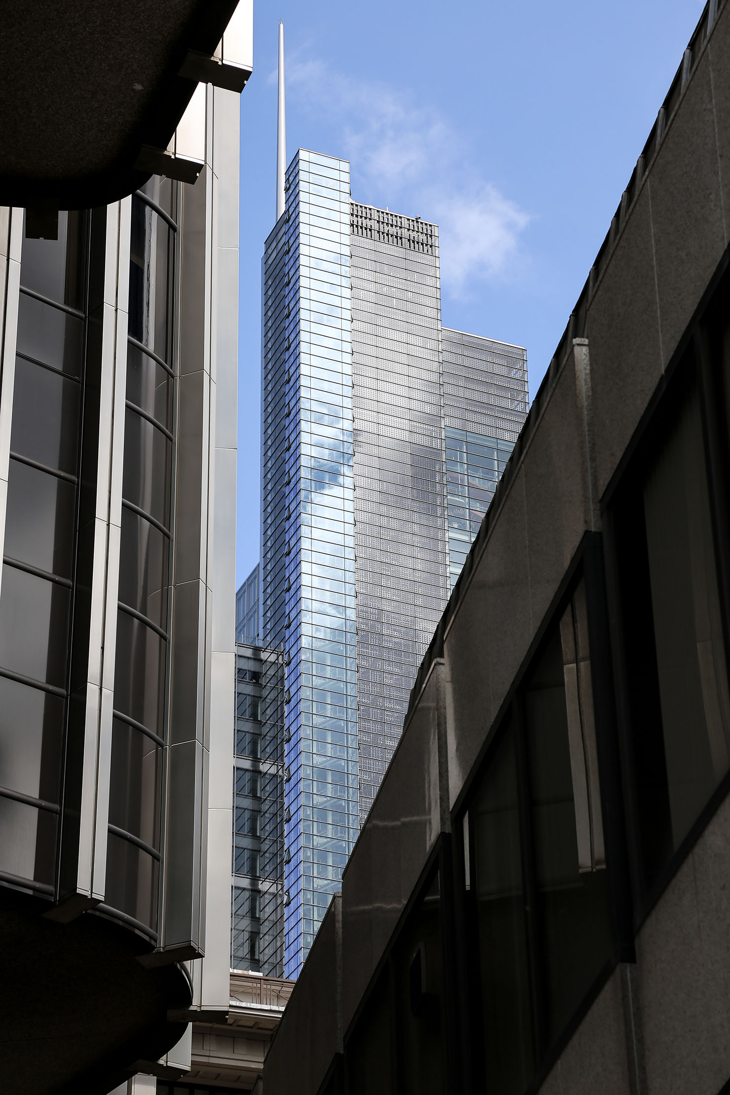 The Heron Tower, City of London