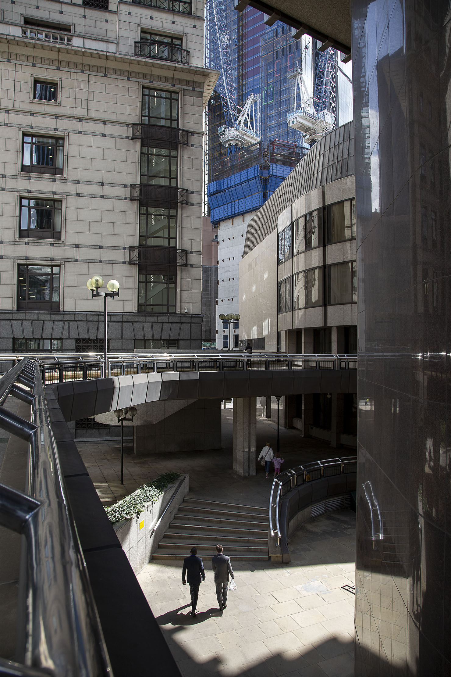 Base of Tower 42