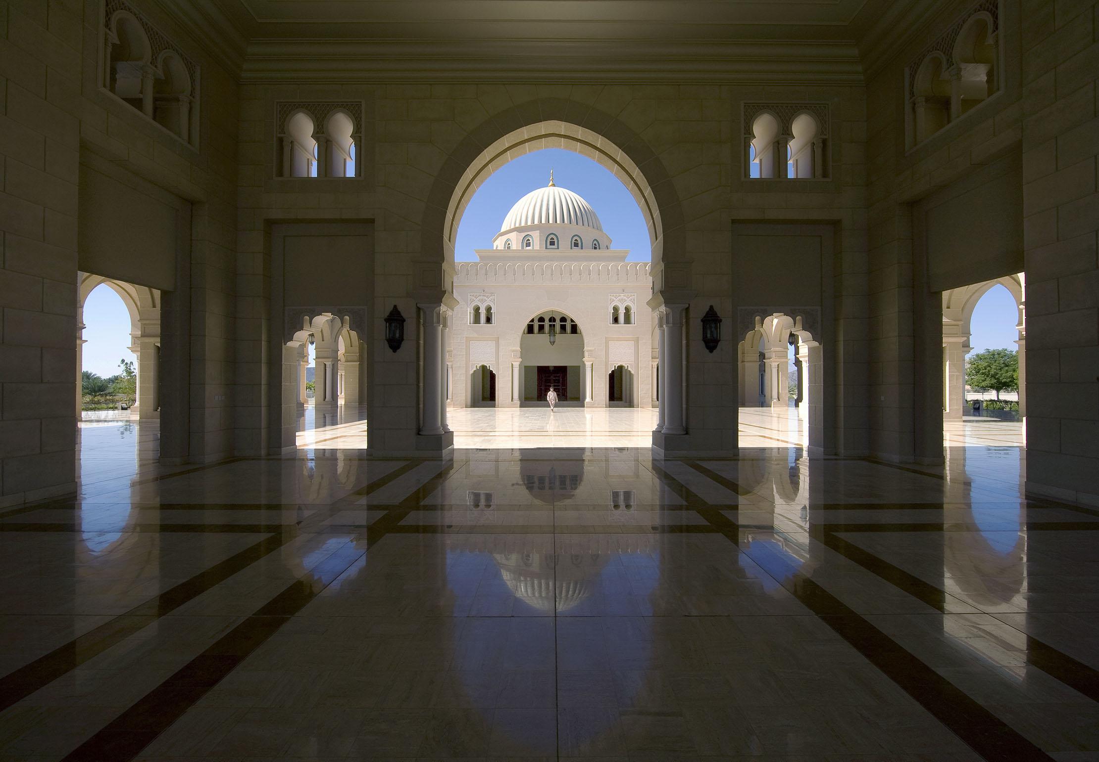Bahla Mosque Oman