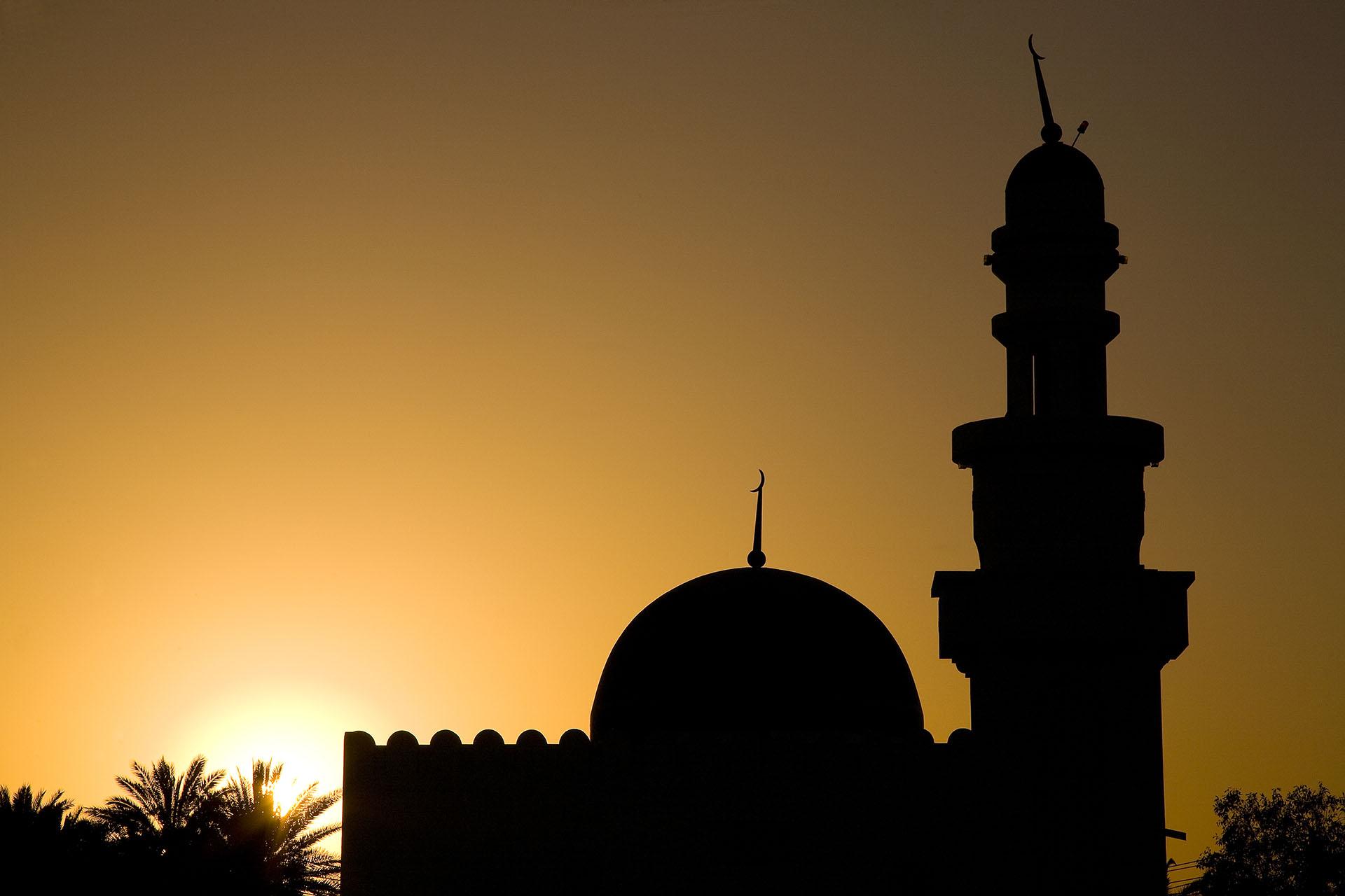 Mosque, Seeb, Oman